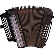 3500 Corona II GCF Diatonic Accordion