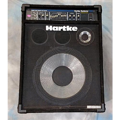 Hartke 3500 Mosfet Bass Combo Amp