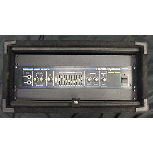 Hartke 3500 Transient Attack Bass Amp Head