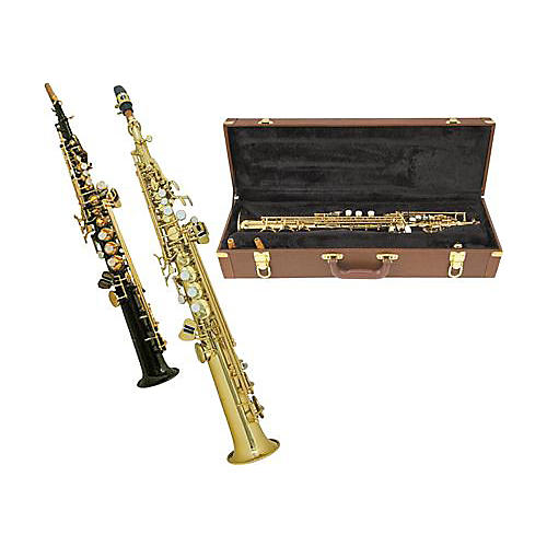 EM Winston 350MW Soprano Saxophone-thumbnail