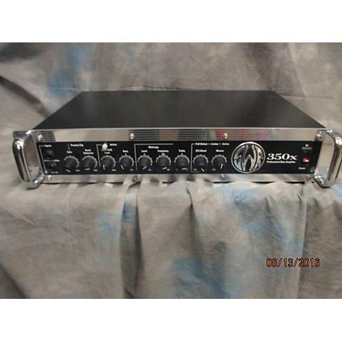 SWR 350X Bass Amp Head-thumbnail