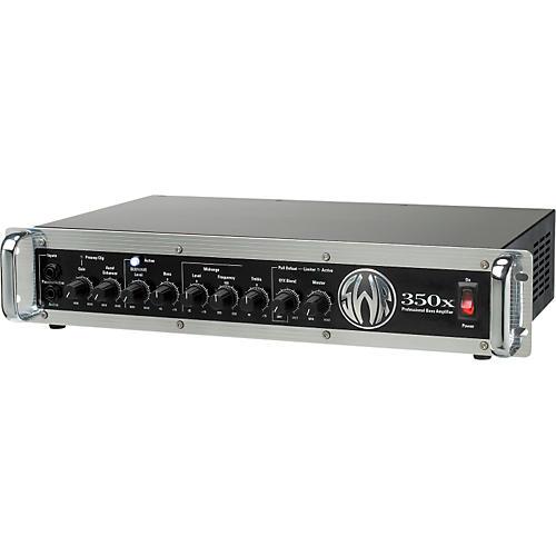 SWR 350x Bass Head