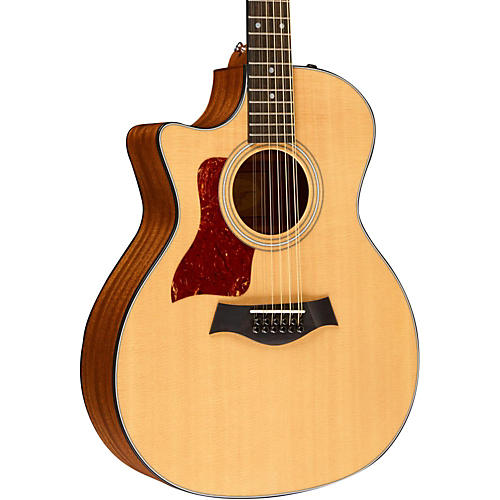 Taylor 354-CE 12-String Grand Auditorium Cutaway Left-Handed Acoustic-Electric Guitar
