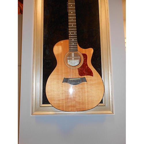 used taylor 354ce 12 string acoustic guitar guitar center. Black Bedroom Furniture Sets. Home Design Ideas