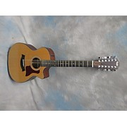 Taylor 354ce 12 String Acoustic Electric Guitar
