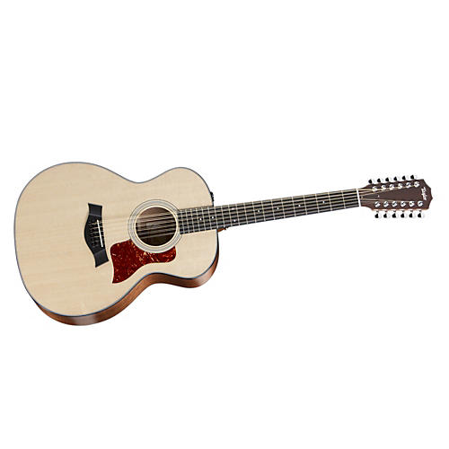 Taylor 354e Sapele/Spruce Grand Auditorium 12-String Acoustic-Electric Guitar Natural