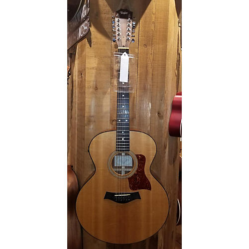 Taylor 355 12 String Acoustic Electric Guitar