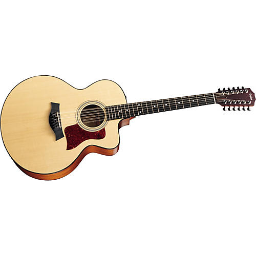 Taylor 355-CE 12-String Jumbo Cutaway Acoustic-Electric Guitar (2011 Model)