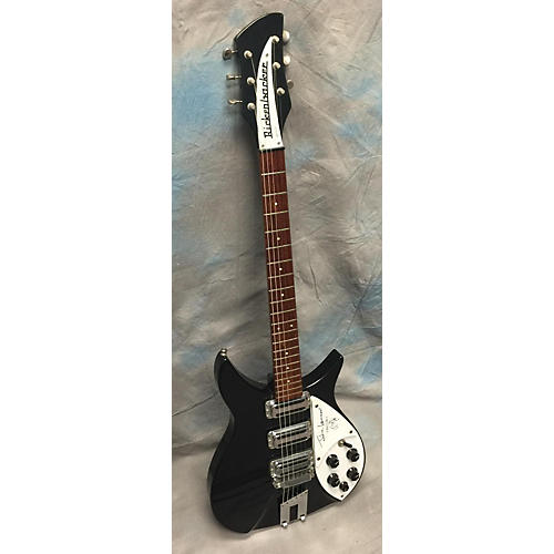 Rickenbacker 355 JL John Lennon Limited Edition Electric Guitar-thumbnail