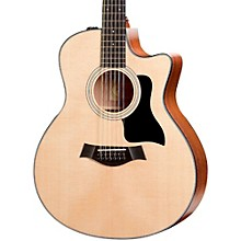 Taylor 356ce Grand Symphony Cutaway 12-String Acoustic-Electric Guitar