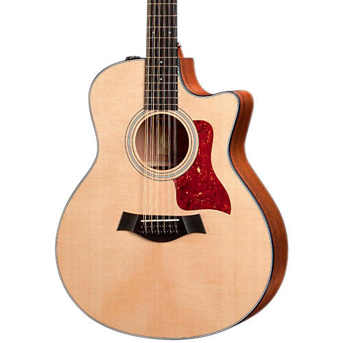 Taylor 356ce Sapele/Spruce Grand Symphony 12-String Acoustic-Electric Guitar-thumbnail