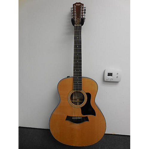 Taylor 356e 12 12 String Acoustic Electric Guitar