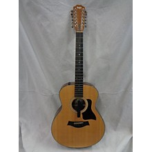 Taylor 356e12 12 String Acoustic Electric Guitar