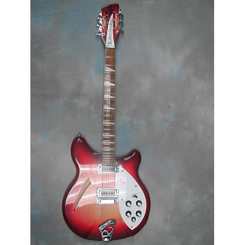 Rickenbacker 360/12 Hollow Body Electric Guitar-thumbnail