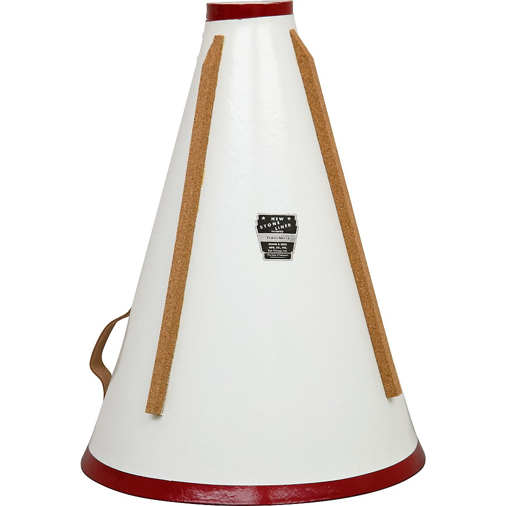 Humes & Berg 190 Stonelined Tuba Straight Mute 1274115036111
