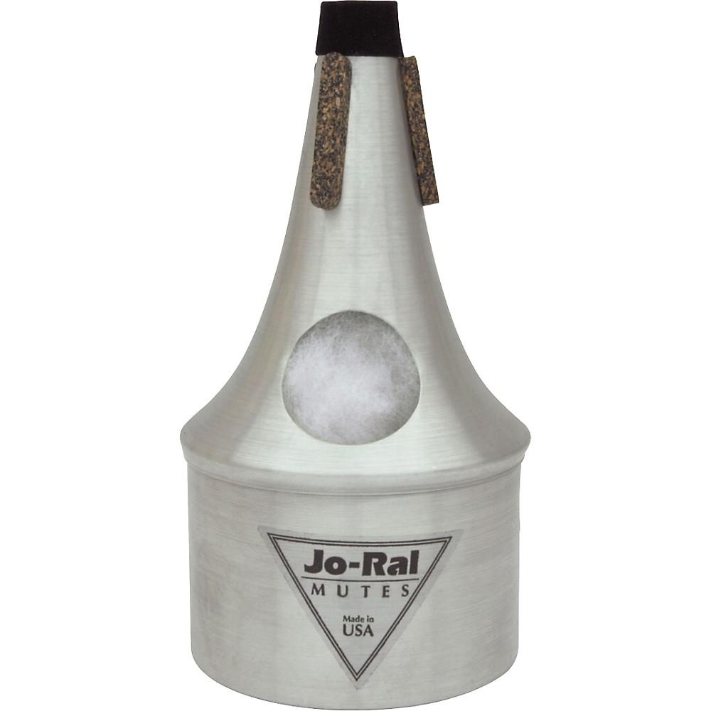 Jo-Ral 4A Aluminum Trumpet Bucket Mute 1274319726559