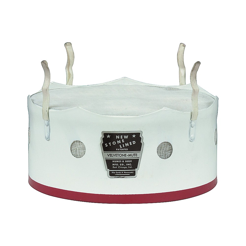 Humes & Berg 172 Bass Trombone Bucket Mute  10 In. 1274115036103