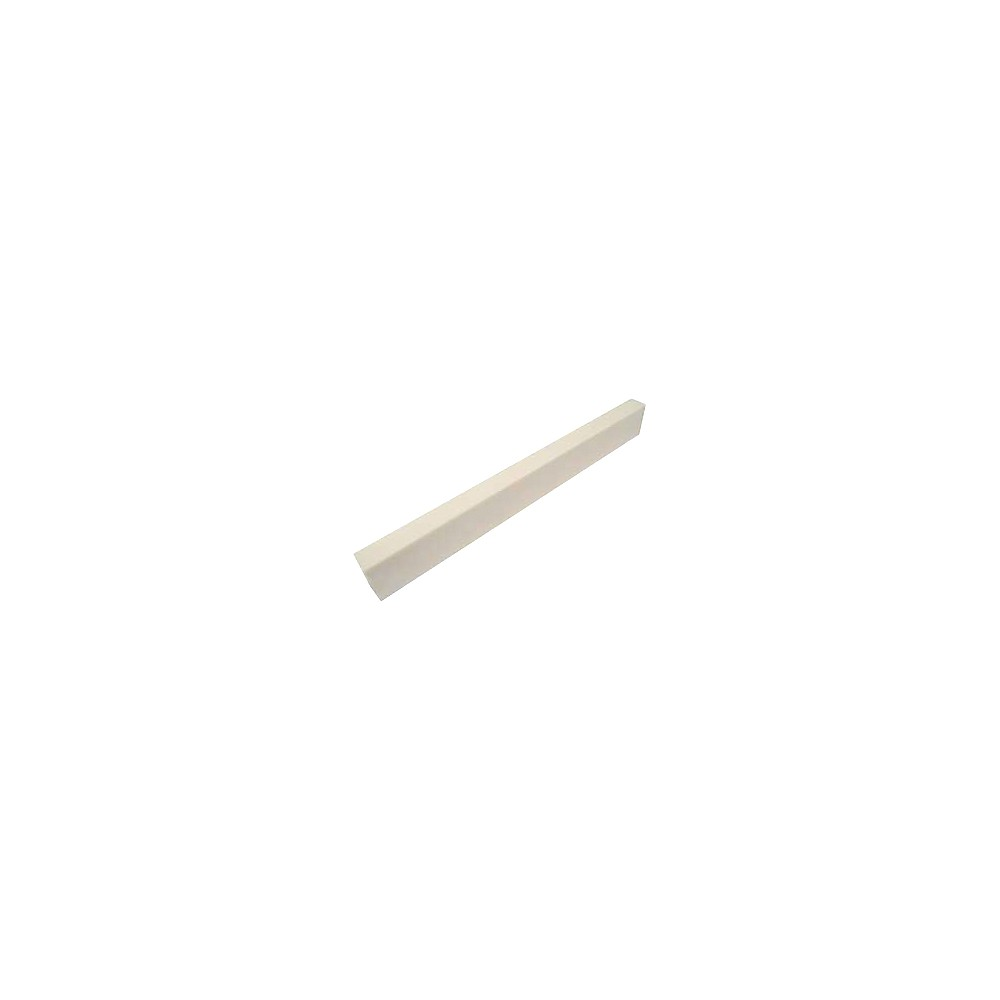 Graph Tech Tusq Oversized Guitar Saddle Blank Ivory 1/4 In. 1274115045889