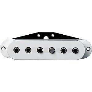 Dimarzio Dp176 True Velvet Single Coil Electric Guitar Bridge Pickup Black