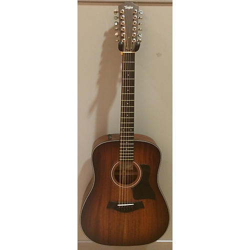 Taylor 360E LIMITED 12 String Acoustic Guitar-thumbnail