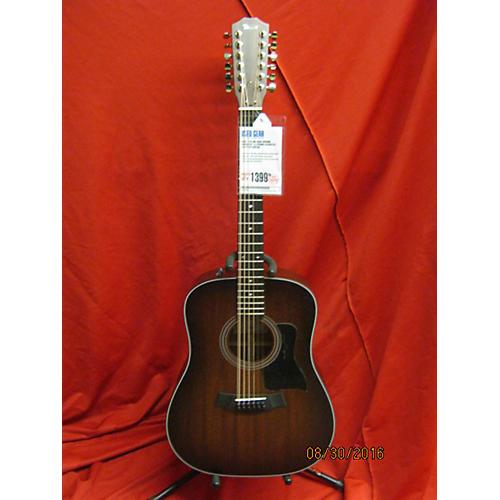 Taylor 360e 12 String Acoustic Electric Guitar-thumbnail