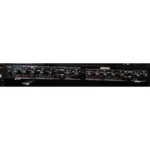 Alesis 3630 Dual Channel Compressor-thumbnail
