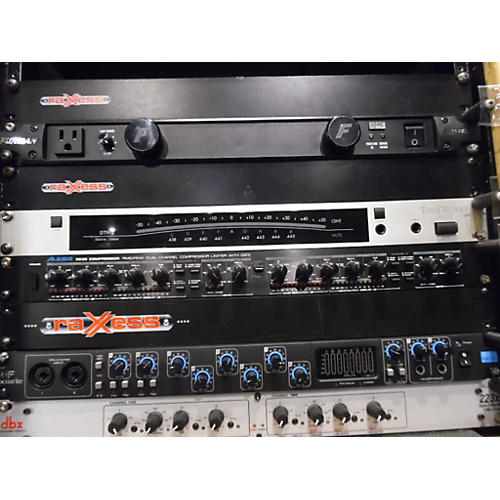 Alesis 3630 Dual Channel Compressor-thumbnail