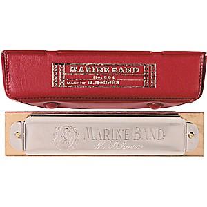 Hohner 364/24 Marine Band Harmonica by Hohner