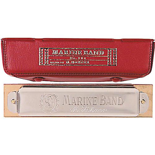 hohner 364 24 marine band harmonica guitar center. Black Bedroom Furniture Sets. Home Design Ideas