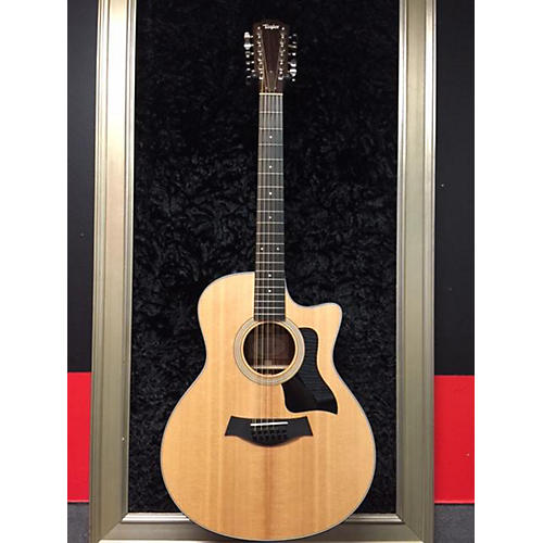 Taylor 365CE 12 String Acoustic Electric Guitar-thumbnail