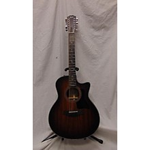 Taylor 366CE 12 String Acoustic Guitar