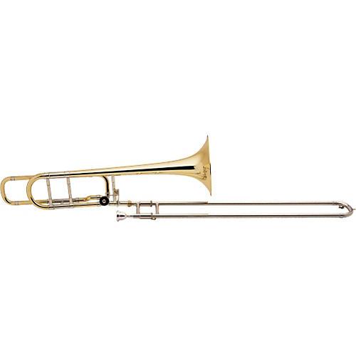 Bach 36BO Stradivarius Series Trombone Lacquer Yellow Brass Bell Lightweight Slide