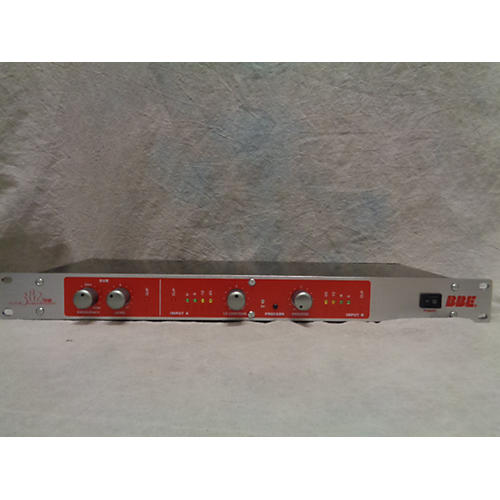 BBE 382iSW Stereo Sonic Maximizer With Subwoofer Output Exciter