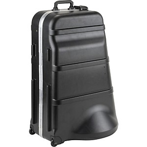 SKB 385 Watt Mid-Size Universal Tuba Case with Wheels by SKB