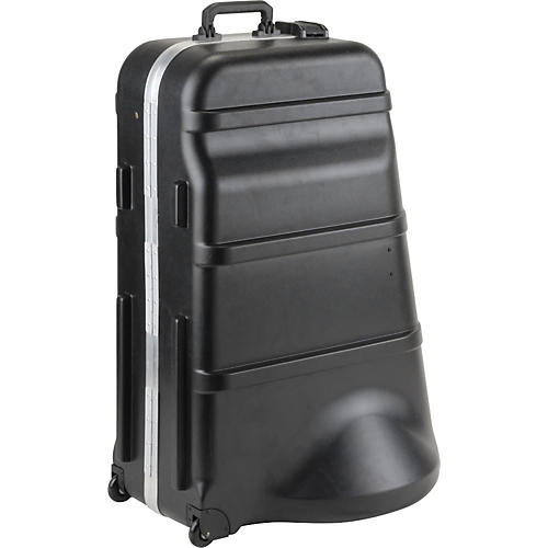 SKB 385W Mid-Size Universal Tuba Case with Wheels