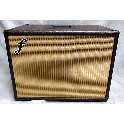 Forte 3D Brown Saddle Tolex 1x12 Guitar Cabinet