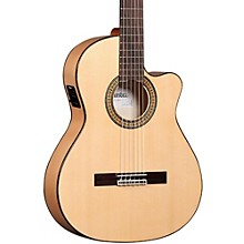 Alhambra 3F CT Flamenco Acoustic-Electric Guitar