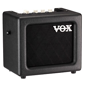 Vox 3W Battery-Powered Modeling Amp by Vox