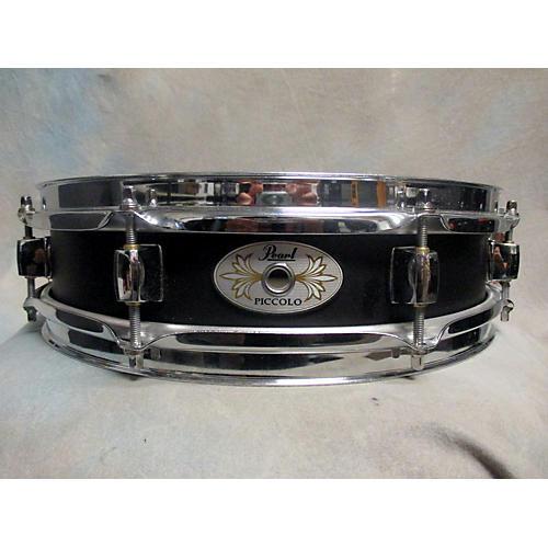 Pearl 3X13 Piccolo Steel Snare Drum