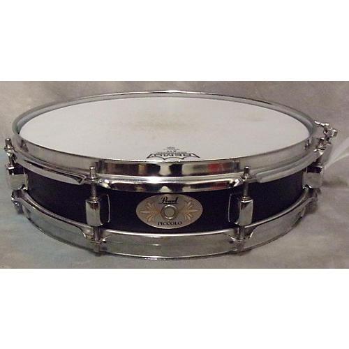 Pearl 3X13 Power Piccolo Snare Drum Black 72