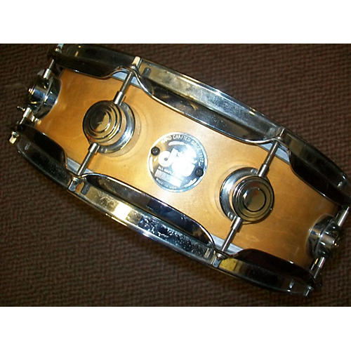 DW 3X14 Collector's Series Maple Snare Drum-thumbnail