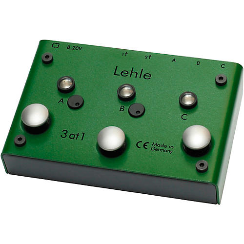 Lehle 3at1 SGoS Switcher Guitar Pedal-thumbnail