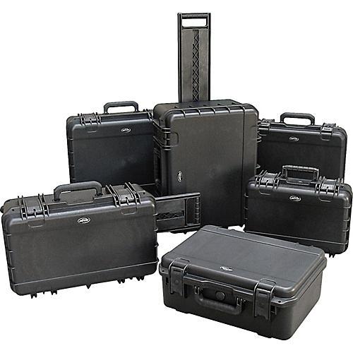 SKB 3i-0907-4B-C Mil-Standard Waterproof Case 19 x 14.25 x 8 Cubed Foam/Wheels