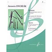 "Theodore Presser 3rd Movement of Dvorak's ""The String Quartet No.12"" Also Called ""The American"" (Book + Sheet Music)"