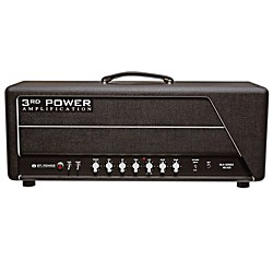 3rd Power Amps HLH Series HD100 Handwired 100W Tube Guitar Amp Head