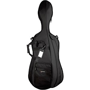 Protec 4/4 Cello Gig Bag - Silver Series by Protec