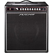 4 Aces 1x12 4W Tube Guitar Combo Amp and 4-Button Artist Footswitch Kit