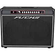 4 Aces 2x12 4W Tube Guitar Combo Amp and 4-Button Artist Footswitch Kit