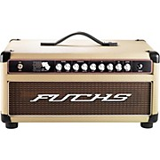 Fuchs 4 Aces 4W Tube Guitar Head and 4-Button Artist Footswitch Kit