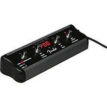 Fender 4-Button Footswitch for Mustang Amps Level 1 Black